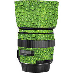 LensSkins Lens Skin for the Canon 85mm f/1.8 EF USM Lens (Green Water)