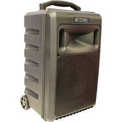 AmpliVox Sound Systems SW800 Titan Portable PA System
