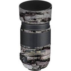 LensSkins Lens Skin for the Nikon 55-300mm f/4.5-5.6G ED VR Lens (Winter Woodland)