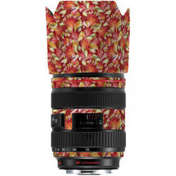 LensSkins Lens Skin for the Series 1 Canon 24-70mm f/2.8L Lens (French Feather)