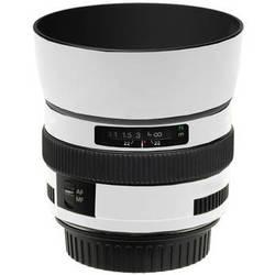 LensSkins Lens Skin for the Canon 50mm f/1.4 USM Lens (Flat White)