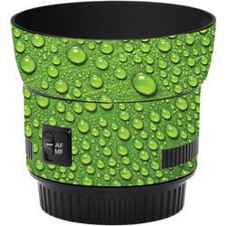 LensSkins Lens Skin for the Canon 50mm f/1.8 II Lens (Green Water)