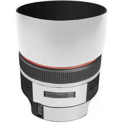 LensSkins Lens Skin for the Canon 85mm f/1.2L II EF USM Lens (Flat White)