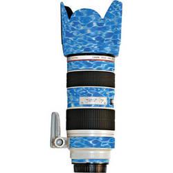 LensSkins Lens Skin for the Canon 70-200mm f/2.8L IS EF USM Lens (Underwater)