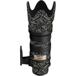 LensSkins Lens Wrap for Nikon 70-200mm f/2.8G (Snake Skin)