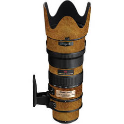 LensSkins Lens Wrap for Nikon 70-200mm f/2.8G (Leathered)