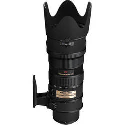 LensSkins Lens Skin for the Nikon 70-200mm f/2.8G AF-S IF-ED VR Lens (Flat Black)