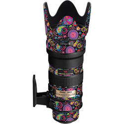 LensSkins Lens Skin for the Nikon 70-200mm f/2.8G AF-S IF-ED VR Lens (Carnival Flair)