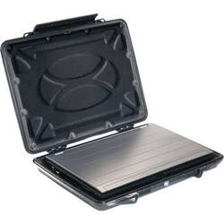 Pelican 1095CC Hardback Laptop Computer Case with Laptop Liner (Black)