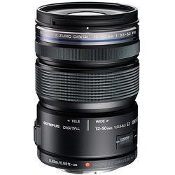 Olympus M.ZUIKO ED 12-50mm f/3.5-6.3 EZ Micro 4/3 Lens (Black)