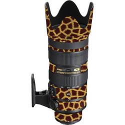 LensSkins Nikon 70-200mm f/2.8G AF-S ED VR II Lens (Giraffe)