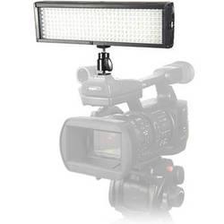 Flolight Microbeam 256 LED On Camera Video Light (5600K, Spot, Panasonic Battery Plate)
