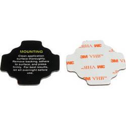 Contour Rotating Flat Surface Mount Adhesives (2 Pack)