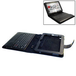 Fujitsu Folio Case with Bluetooth Keyboard for Q550/Q552 Tablet