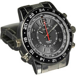 Bolide Technology Group Mini Spy Video Camcorder Watch (4 GB)