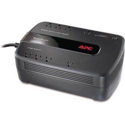 APC Back-UPS 650VA 8-Outlet Uninterruptible Power Supply 390W - Canada
