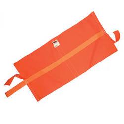 Matthews Cordura Sandbag - Empty - 50 lb Capacity (Orange)