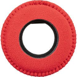 Bluestar Round Extra Small Microfiber Eyecushion (Red)