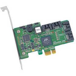 HighPoint Rocket SATA 3 Gbps 4-Channel 2 Port PCI Express x1 RAID HBA