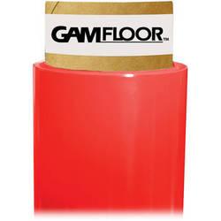 """Gam GamFloor Roll (48"""" x 100' / 1.2 x 30.5 m), (Gloss Red Carpet)"""