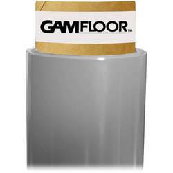 """Gam GamFloor Roll (48"""" x 100' / 1.2 x 30.5 m), (Matte Flat Gray)"""
