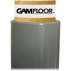 "Gam GamFloor Roll (48"" x 100' / 1.2 x 30.5 m), (Pewter)"