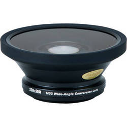 Sea & Sea M52 Wide-Angle Conversion Lens For Olympus PT Waterproof Cases