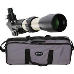 "Tele Vue 85 3.35""/85mm Refractor Telescope (Ivory)"