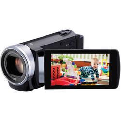 JVC GZ-E200 Full HD Everio Camcorder (Black)