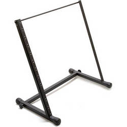 "Hosa Technology 19"" Rack, Table-Top Design, 11 U (Black)"