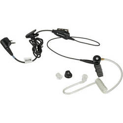 Motorola HKLN4477A 2-Pin Single-Wire Surveillance Earpiece