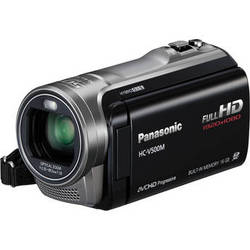 Panasonic 16GB V500M Full HD Camcorder