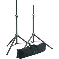 K&M 21459 Speaker Stand Package (Pair)