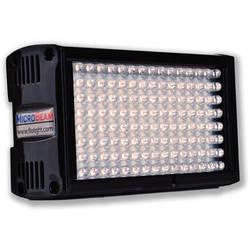 Flolight Microbeam 128 LED On Camera Video Light (3200K, Spot, Sony Battery Plate)