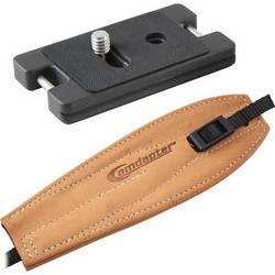 Camdapter Arca Neoprene Adapter with Natural Pro Strap