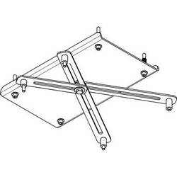 Draper 300212 Universal Projector Mount for Lifts