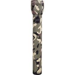 Maglite 3-Cell D White Star Flashlight (Camo)