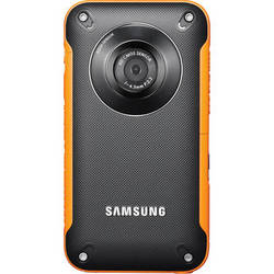 Samsung HMX-W300 Pocket Camcorder (Orange)