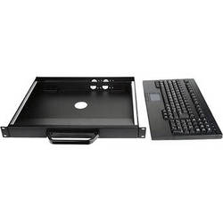iStarUSA TC-A100B USB 1U IPC Keyboard and Drawer