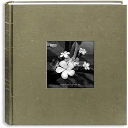 Pioneer Photo Albums DA200SKF-C Silk Frame Bi-Directional Photo Album (Caramel)