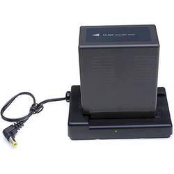Dolgin Engineering Power Plate Battery Adapter for Panasonic VW-VBG6
