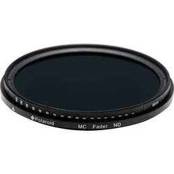 Polaroid 72mm Neutral Density Fader Filter
