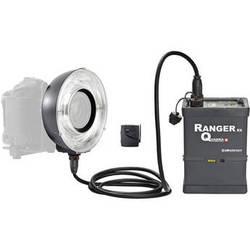 Elinchrom Ranger Quadra Ready-to-Go Battery - Eco-Ringflash Set