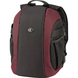 Tamrac 5729 Zuma 9 Secure Traveler Backpack (Black/Burgundy)