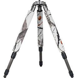 LensCoat LegCoat Tripod Leg Protectors For Gitzo 1348 (Realtree Snow)