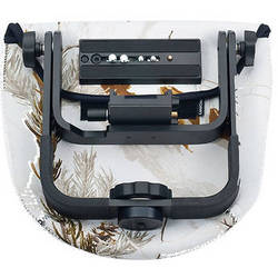 LensCoat Manfrotto 393 Gimbal Pouch (Realtree AP Snow)
