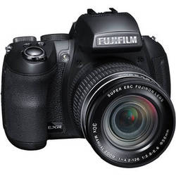 Fujifilm FinePix HS30EXR Digital Camera (Black)