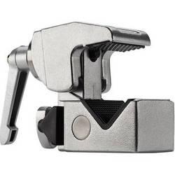 Kupo Convi Clamp With Adjustable Handle (Silver Finish)