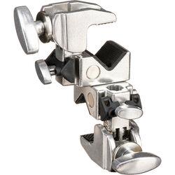 Kupo Double Convi Clamp (Silver Finish)