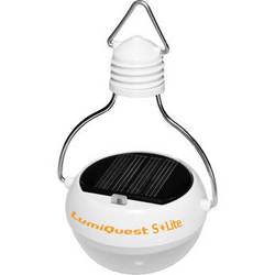 LumiQuest SoLite 200 Solar Powered Lamp